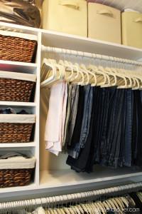 10 Tips to a Better Closet