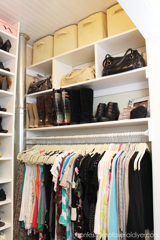 10 Tips to a Better Closet