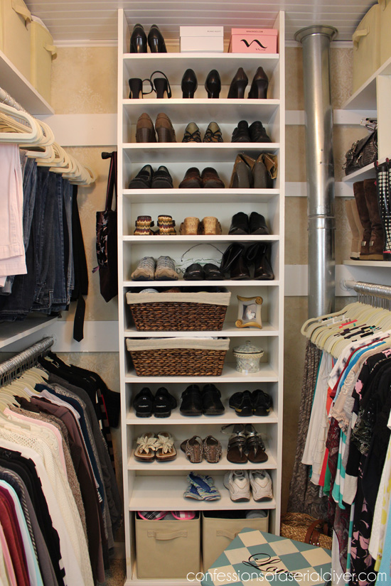 Image Result For Ideas To Organize A Small Closet