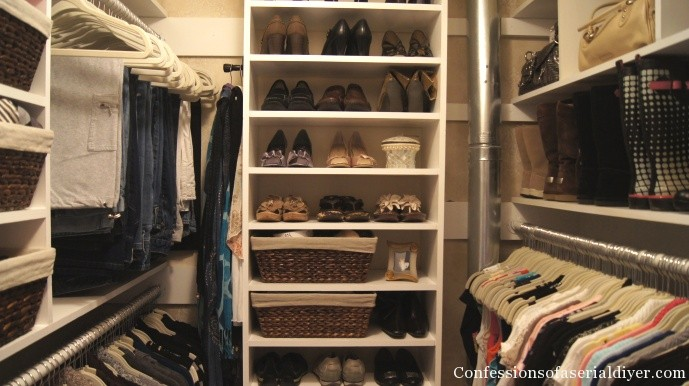 How To Make A Closet