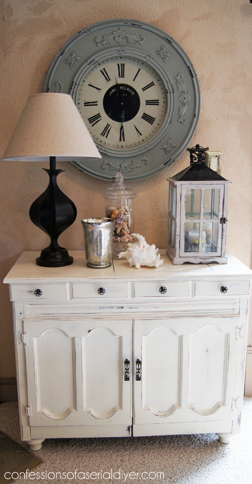 Cabinet Makeover With A Secret Identity Confessions Of A