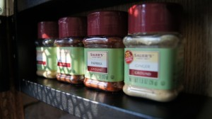 Finally, a Solution to My Messy Spice Cabinet!