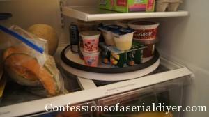 Accidental Kitchen Organization