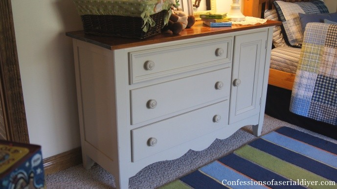 Changing table hacked