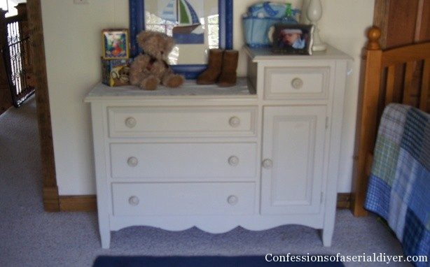 Changing Table Before