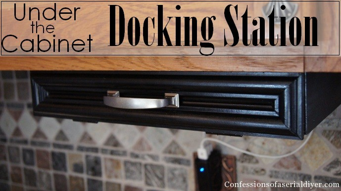Under-the-Cabinet Docking Station