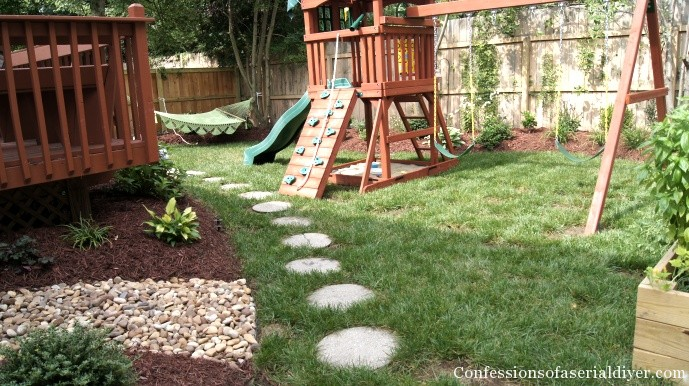 Backyard Makeover Ideas : Backyard makeover