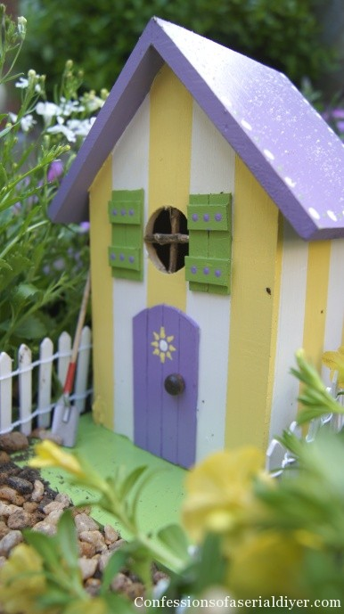 My Fairy Garden Confessions Of A Serial Do It Yourselfer