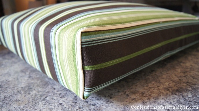 Sew Easy Outdoor Cushion Covers Part 1