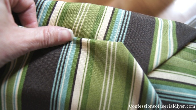 Sew Easy Outdoor Cushion Covers (Part 1) | Confessions of a Serial ...