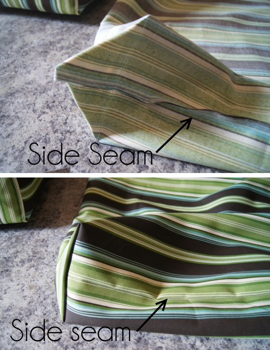 Reupholster Chair Diy Cushion Covers
