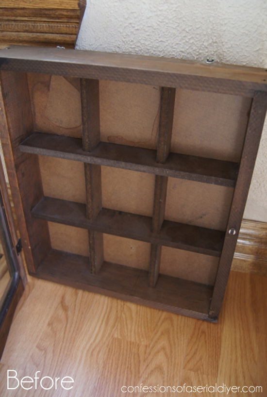 Harlequin-Cabinet-before-1