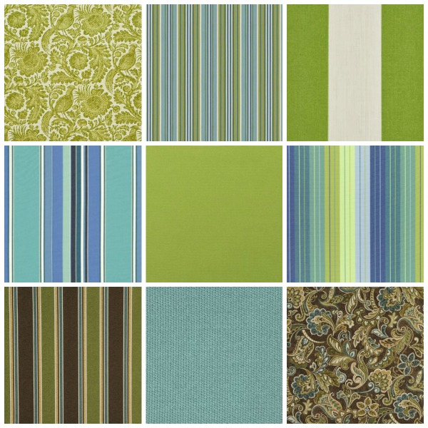 Online Outdoor Fabric Options