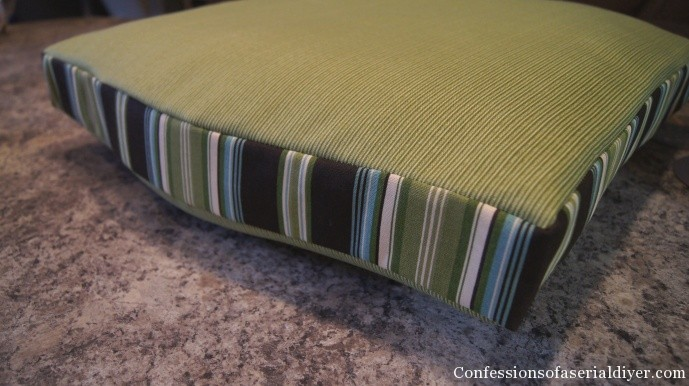 Sew Easy Outdoor Cushion Covers Part 2 Confessions Of A