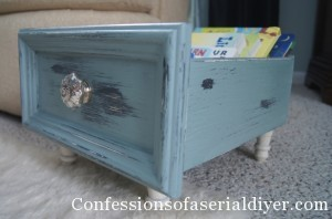 Fun Drawer Upcycle