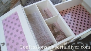 A New Life for Omi's Sewing Box