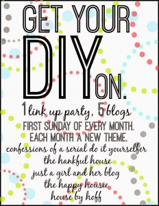 Get Your DIY On September: Pinterest-Inspired Projects
