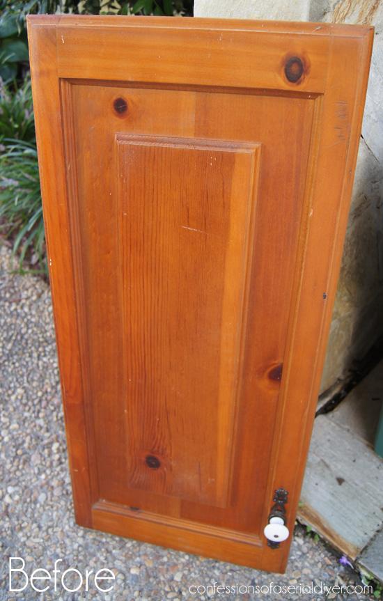 Cabinet-Door-Turned-Organizer-1