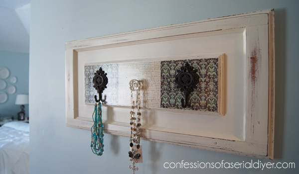 From Cabinet Door to Organizer
