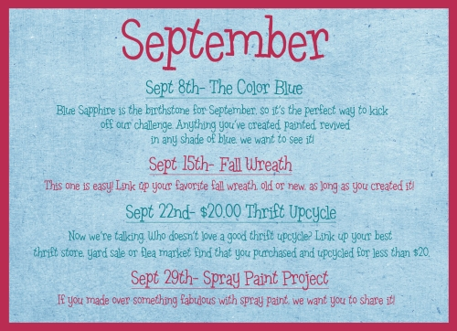 Get Your DIY on September