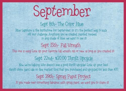 Get Your DIY on September