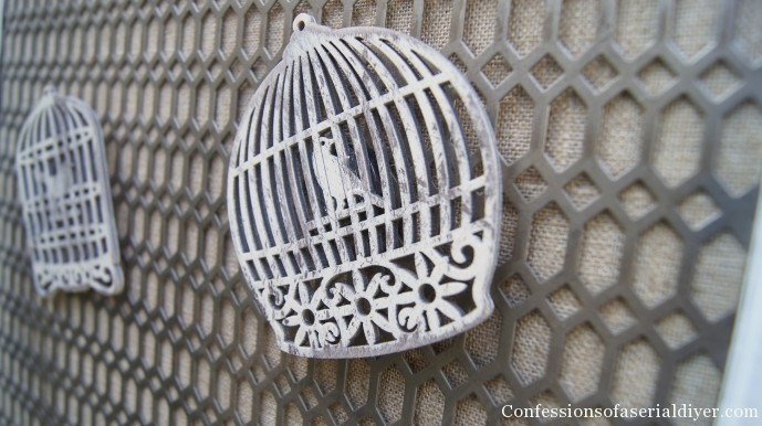 Birdcage magnets
