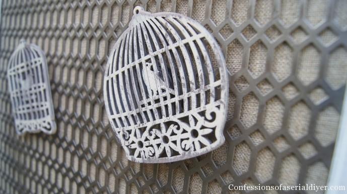 Birdcage magnets