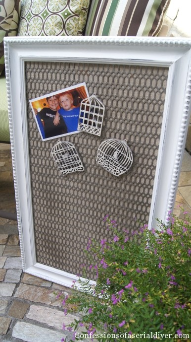 Magnetic Message Board