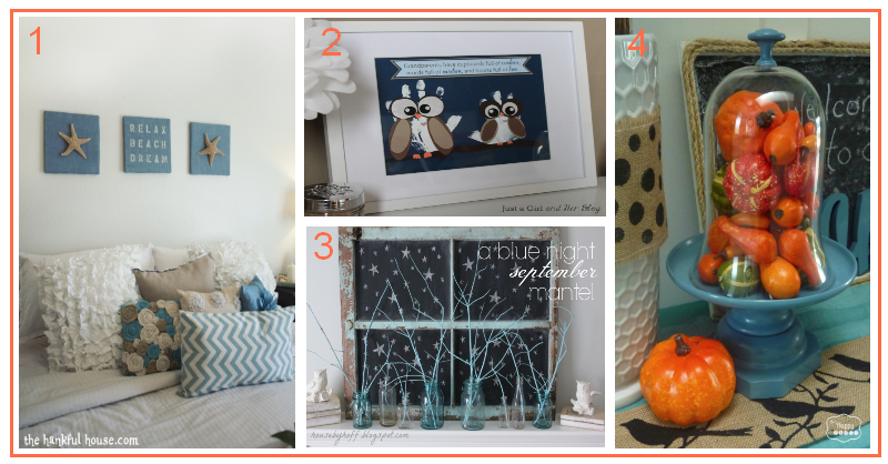 Get your DIY on blue Projects