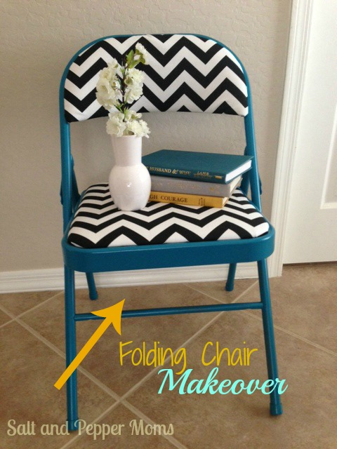 Ordinaire Folding Chair Makeover