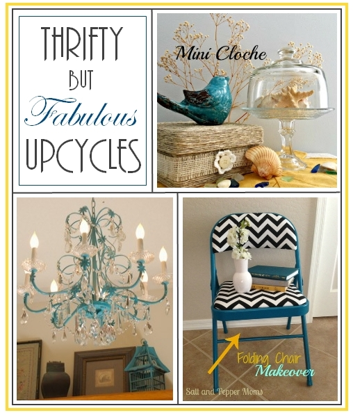 Thrifty Upcycled projects