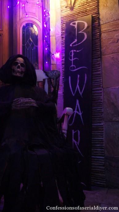 Halloween Sign Tutorial