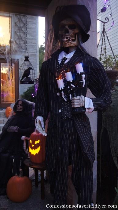 Halloween Butler