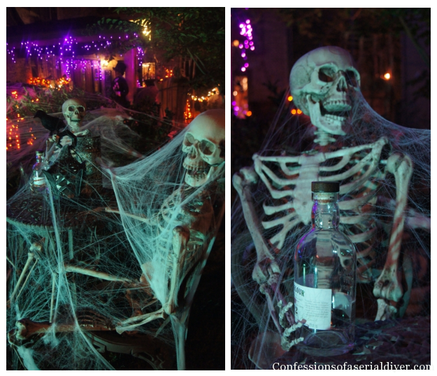Spooky Outdoor Halloween Tour Confessions Of A Serial Do