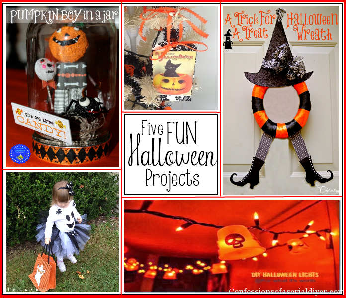 fun halloween projects