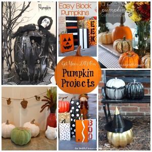 Get Your DIY on: Pumpkins {& Features!}