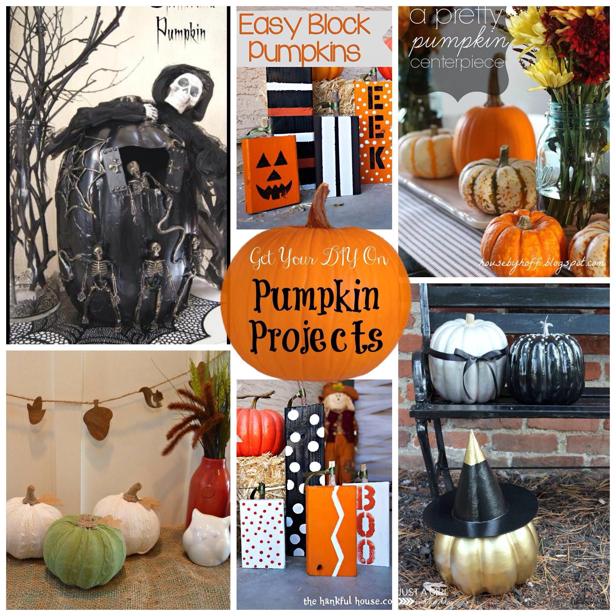Pumpkin Project Ideas