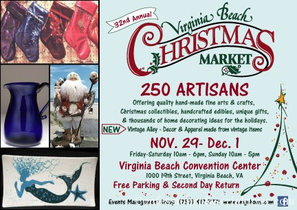 Virginia Beach Christmas Market