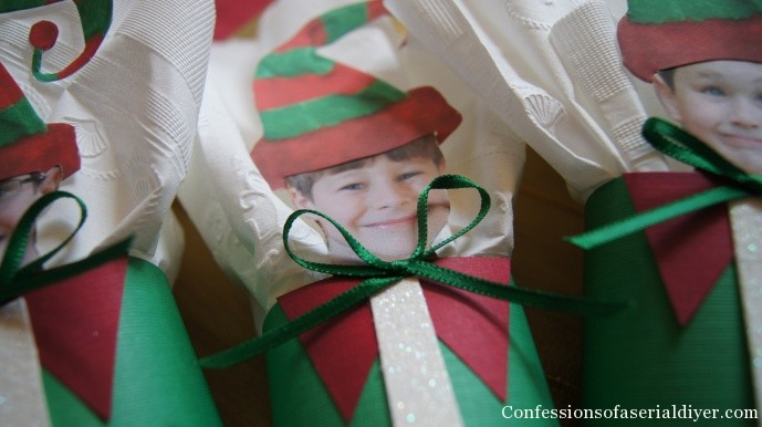 Turn your kids into Santa's helpers!