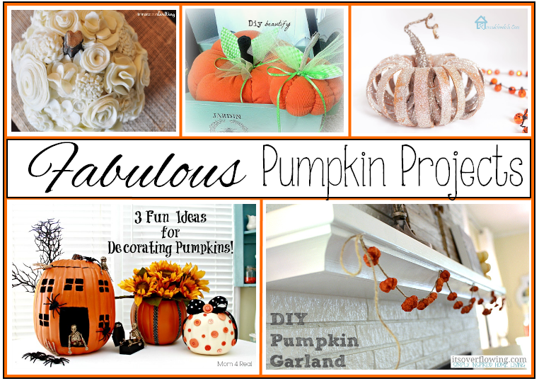 Fabulous Pumpkin Projects
