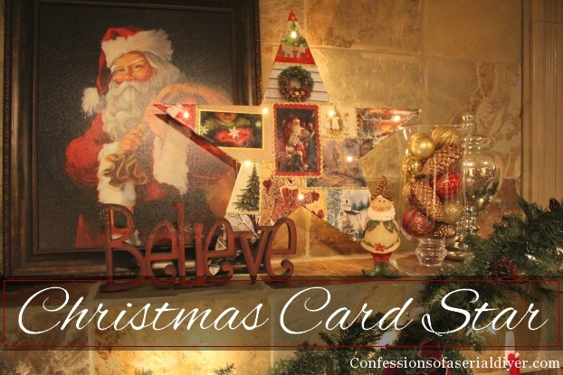 A New Use For Old Christmas Cards Confessions Of Serial Doit