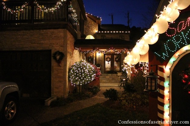 Christmas House Tour Confessions of a Serial Do-it-Yourselfer