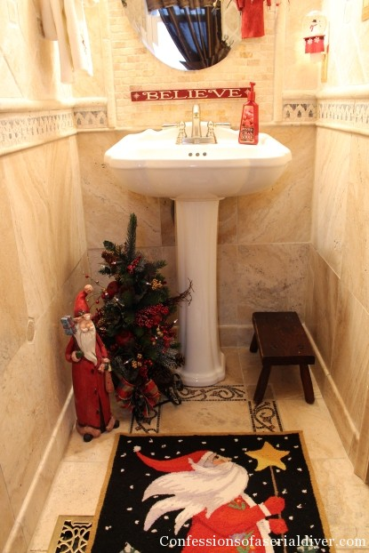 Christmas Home Tour Confessions of a Serial Do-it-Yourselfer