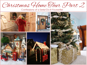Christmas House Tour {Part 2}