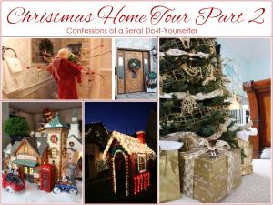 Christmas House Tour {Part 2}