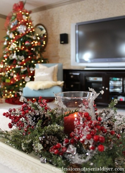 Confessions of a Serial Do-it-Yourselfer Christmas Home Tour 2013 26