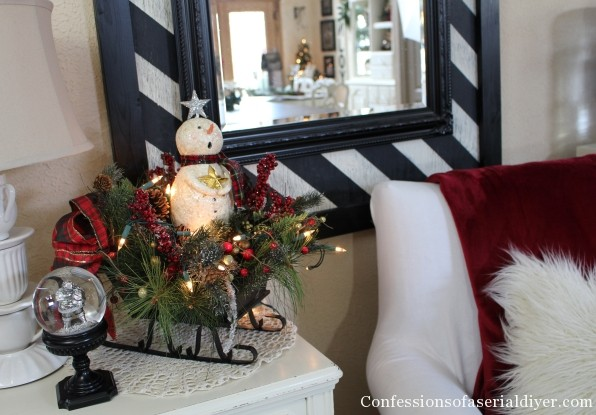 Confessions of a Serial Do-it-Yourselfer Christmas Home Tour 2013 6