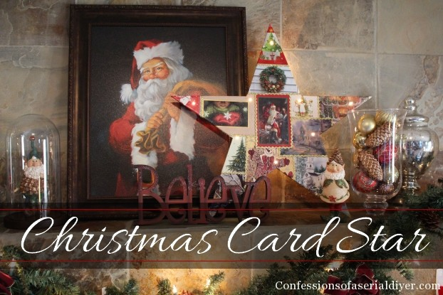A New Use For Old Christmas Cards Confessions Of A