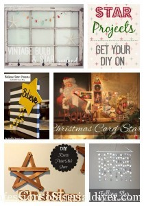 Get Your DIY on: Stars {& Features + an Announcement!}