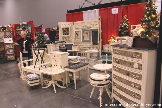 Craft Booth Set-up